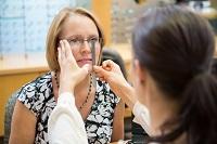 Обследование у офтальмолога