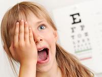 Пенализация глаза
