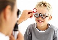 Диагностика зрения у ребенка