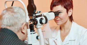 Лечение возрастной катаракты