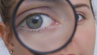 Человеческие глаза