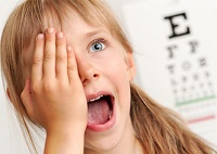 Гимнастика глаз для детей