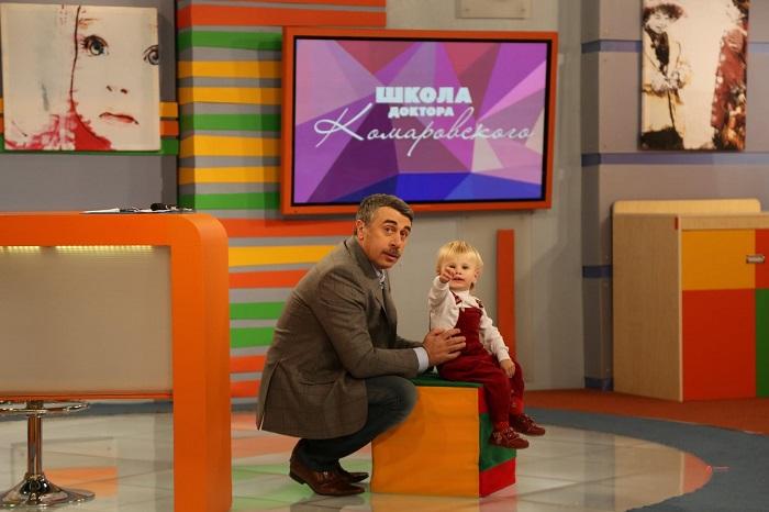Доктор Комаровский и ребенок