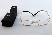 Очки для зрения с футляром
