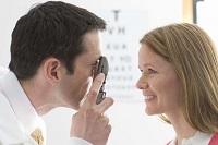 Диагностика зрения у офтальмолога