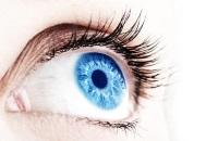 Левый глаз