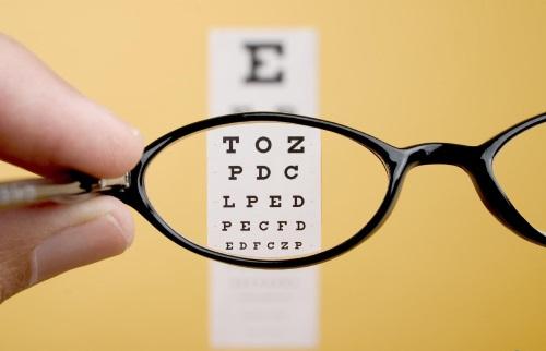 Затуманенное зрение