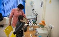 Аппаратное лечение глаз у ребенка