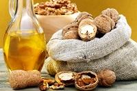 Грецкие орехи и оливковое масло