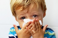 Аллергический ринит и конъюнктивит у ребенка