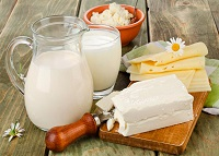 Молоко и кисломолочные продукты