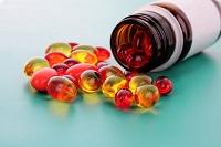 Препараты витаминов в таблетках