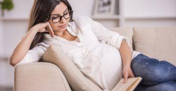 Миопия слабой степени при беременности