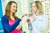 Подбор очков для зрения при беременности