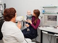 Прием детского офтальмолога