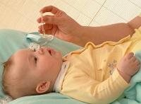 Лечение конъюнктивита у детей