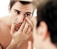 Мужчина и зеркало