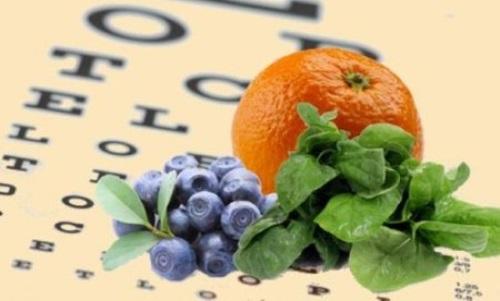 Ягоды и фрукт